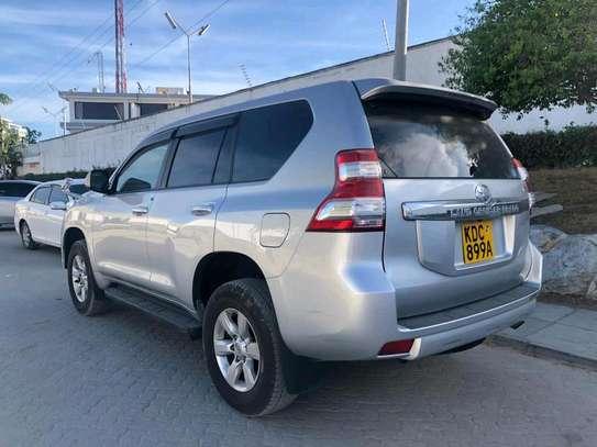 Toyota Prados J150 for Hire image 7