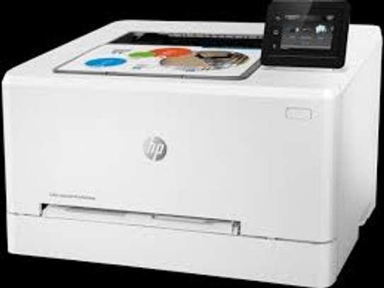 HP Color LaserJet Pro M254dw Printer: image 2