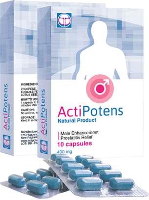 Actipotens Pills