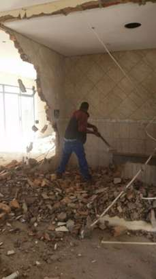 Affordable Demolition & Rubble Removal/ Junk Removals image 1