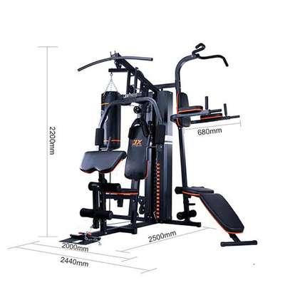 3 stations multi gym image 1