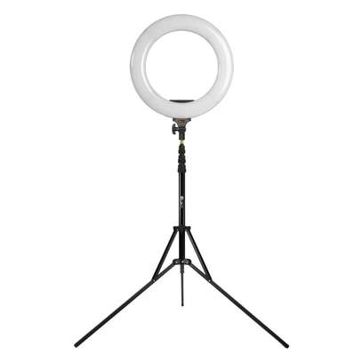 ring light with stand image 1