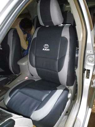 AXIO DURABLE CAR SEAT COVERS image 3