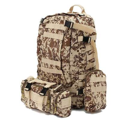 Military Bag 55L-Tactical Bag/Trekking/hiking/camping/Traveling bag image 5