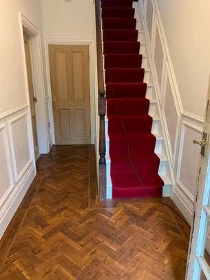 Carpet Hallway Carpet Runner image 6