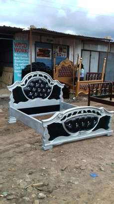 Modern Beds for sale in Nairobi Kenya/classic beds/6*6 kingsize beds/latest bed designs in kenya image 1
