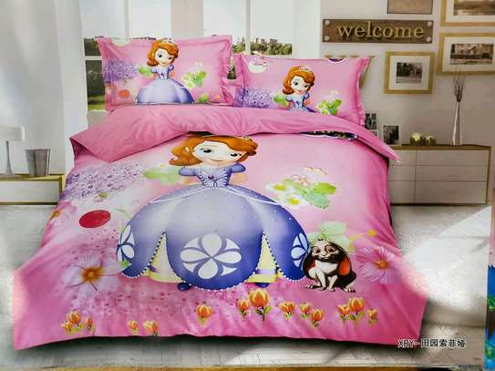 Kids cotton Cartoon themed duvets image 4