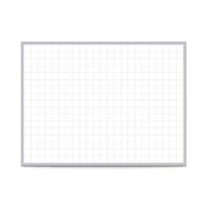 WALL MOUNT DRY ERASE GRID BOARDS
