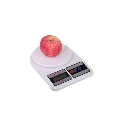 Digital, Electronic Kitchen Weighing Scale- Cooking & Baking image 2