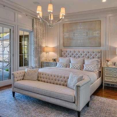 Bedroom sofas/three seater sofa/bedsofas image 1