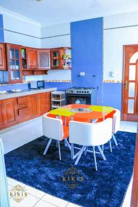 Furnished 5 bedroom villa for rent in Nyali Area image 6
