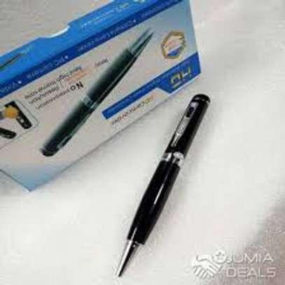 Ultra HD Spy Pen Hidden Camera image 1