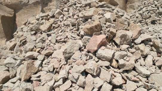 Hand cut stones, Hardcores, Mchongo and Murram image 10