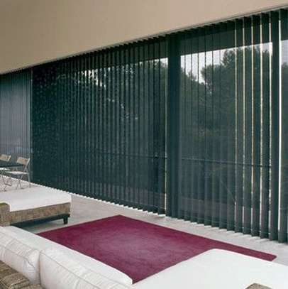 HIGH QUALITY VERTICAL BLINDS/OFFICE BLINDS image 3