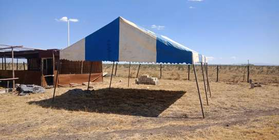 100 Seater Tent Quick-Sale