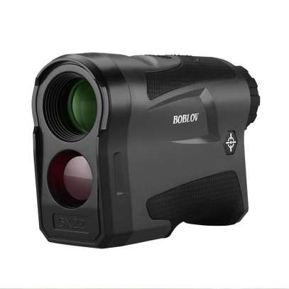 BOBLOV 650Yards Golf Rangefinder with Pinsensor 6X Magnification