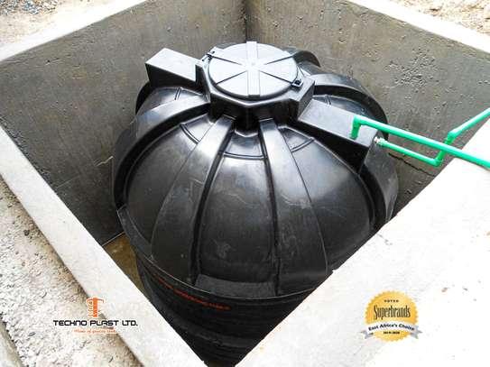 New Underground Water Tanks 5000 Lts image 2