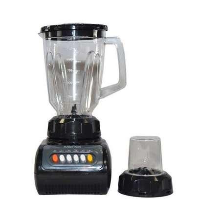 Rashnik RN-999-Blender, 1.5 Liters, 350W - Black image 1