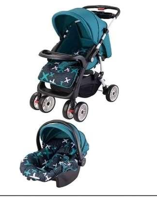 Stroller Set; Stroller & Carry Cot image 1