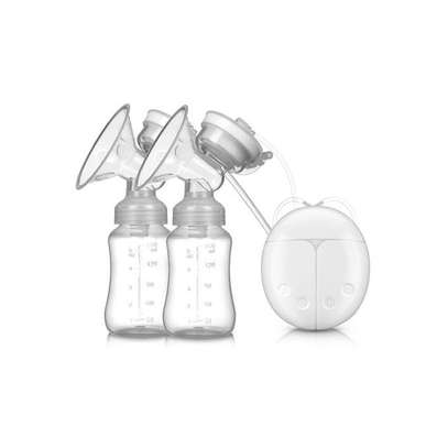 DOUBLE ELECTRIC BREAST PUMP. image 1
