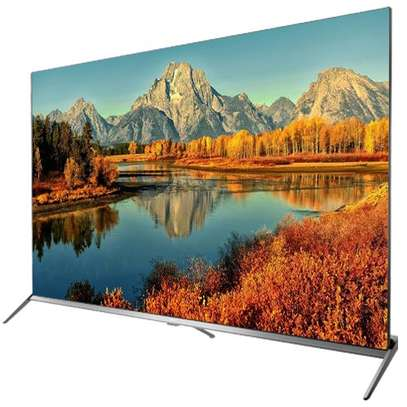 TCL 55 inch smart Android TV QLED C815 image 1