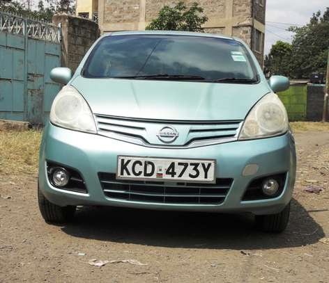 Clean 2008 Nissan Note