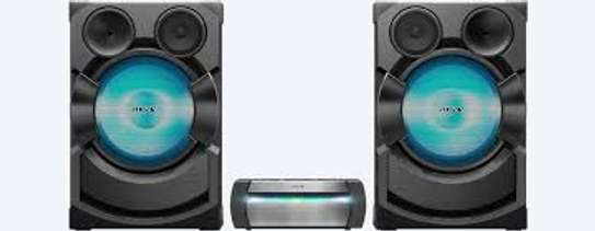 Sony SHAKE-X70D - High-Power Home Audio System With DVD , HDMI, BLUETOOTH ,OPTICAL 2850watts RMS Product by Sony image 1
