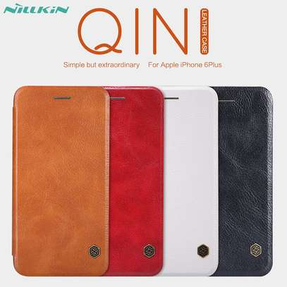 Nillkin Qin Series Leather Luxury Wallet Pouch For iPhone 6+/iPhone 6s Plus image 4