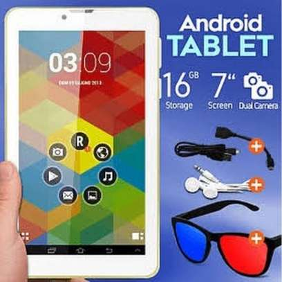 A7+ Atouch kids tablet with Simcard option image 1