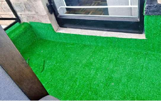 Artificial Turf 10mm water resistant Grass Carpet image 2