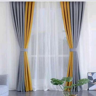 High quality double sided Curtains image 2