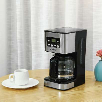 12 Cups Coffee Maker Machine 1.5L image 2
