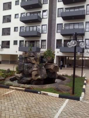 Furnished 2 bedroom apartment for rent in Rhapta Road image 1