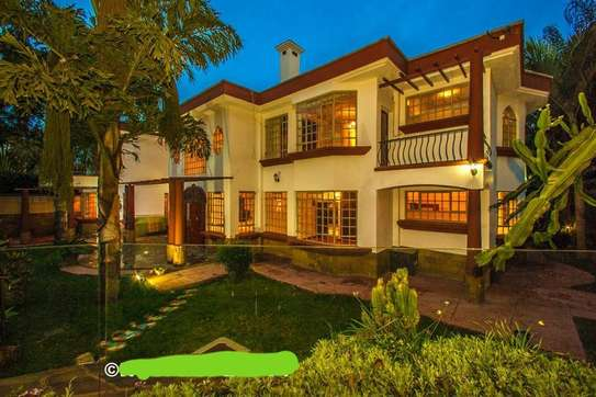 6 bedroom townhouse for rent in Nyari image 11