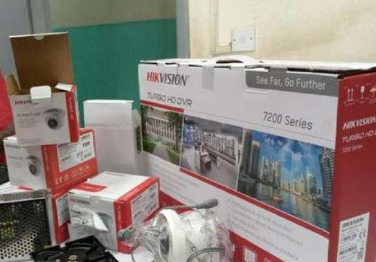 Four 1080p CCTV Camera Complete Cameras Sale 1080p image 1