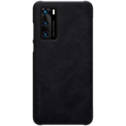 Huawei P40 Nillkin Qin Series Leather case image 1