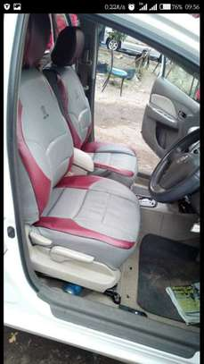 Clear Car Seat Covers image 1