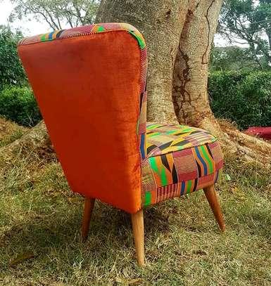 Kitenge Cocktail chairs image 2