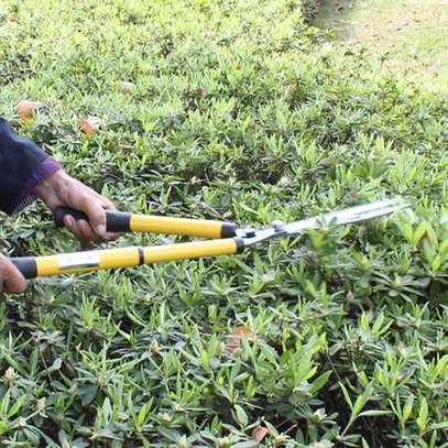 Garden Hedge Fence Trimming Cutting Shear Scissors image 6