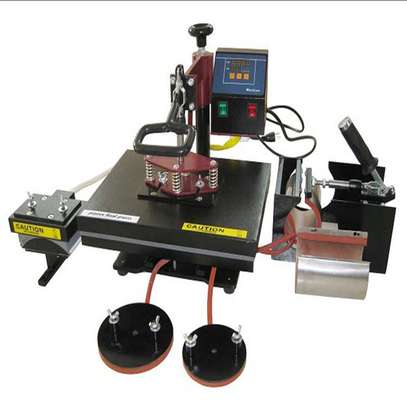 Multifunctional Iron to Sublimation Heat Press. image 1