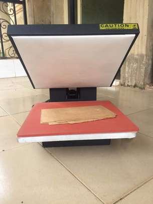 Quality Digital Sublimation Heat Transfer Machine T-Shirt Heat Press image 1