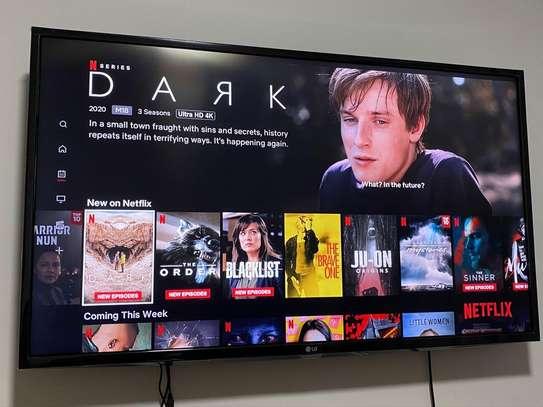 LG 43″ Smart Ultra HD 4K LED TV –2020 - New image 1