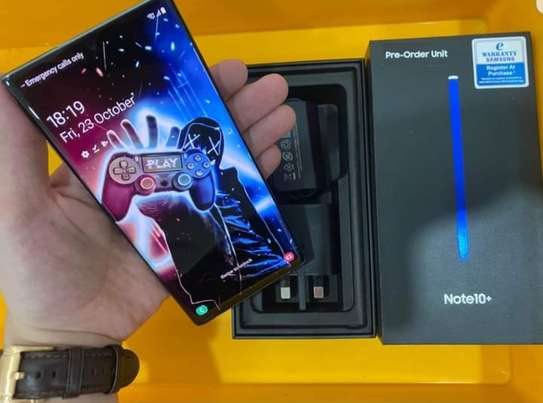 Samsung Note 10 Plus image 2