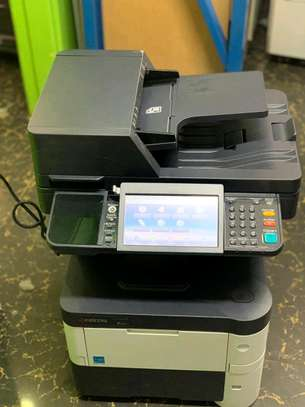 Long life components Kyocera ecosys M3540idn photocopier printer scanner image 1