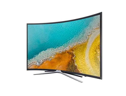 samsung 55 curved smart digital 4k tv