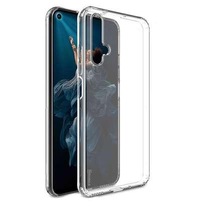 Clear TPU Soft Transparent case for Huawei Nova 5T image 5