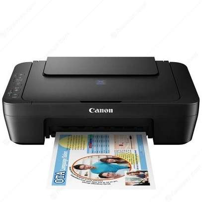 Canon PIXMA E414 Ink jet MFP Black Printer Copy, print and scan