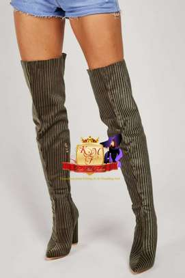 Thigh High Boots From UK. image 5