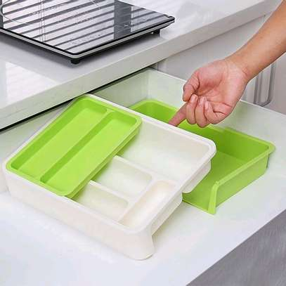 Expandable Cutlery tray image 6