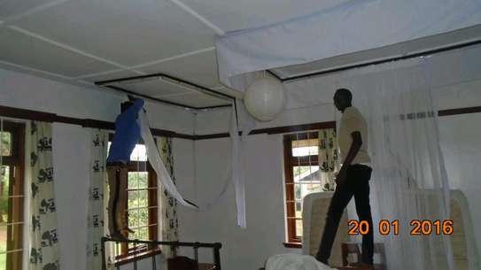 Custom Made Rail Shears Mosquito Nets image 8